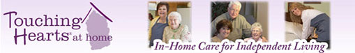 Touching Hearts at Home In-Home Care franchise
